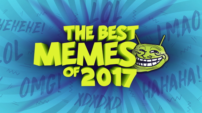 the best memes of 2017